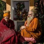 Yogi Krishnanath e Gori Nath